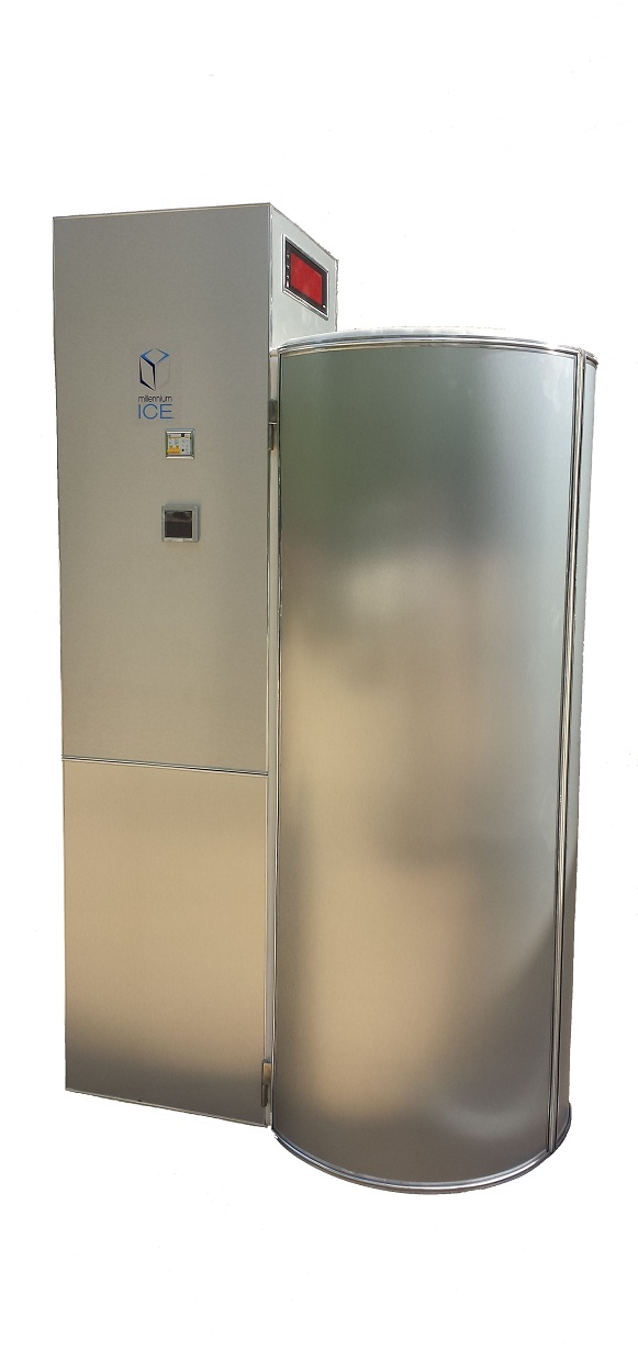 Whole body Cryotherapy M-CRYO Cabin Standard Plus aka Cryogenic bath aka Millennium ICE CryoCABIN Standard Plus