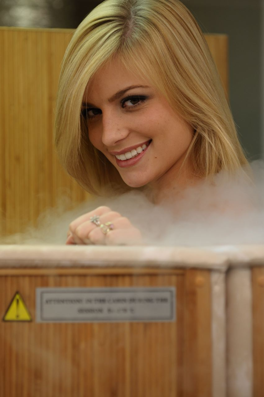 Whole Body Cryotherapy provides benefits for your health and beauty